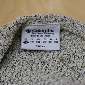 Columbia Sweaters - Columbia Woman's XL Tan EarthTone Sweater